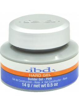 IBD Builder gel 14g żel budujący PINK do przedłużania paznokci