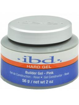 IBD Builder gel 56g żel budujący PINK nie niszczy dłoni i powierzchni paznokci