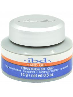 IBD LED/UV Builder gel 14g żel CLEAR znakomity do przedłużania paznokci