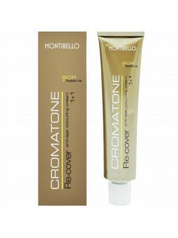 Montibello Cromatone Recover farba 60ml do włosów siwych