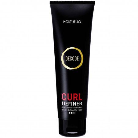 Montibello Curl Definer elastyczny balsam do loków chroniący przed UV 150 ml