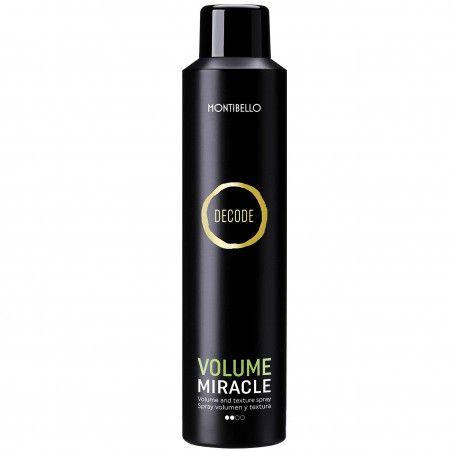 Montibello Volume Miracle, spray nadający objętości, utrwala, nawilża oraz chroni 250ml