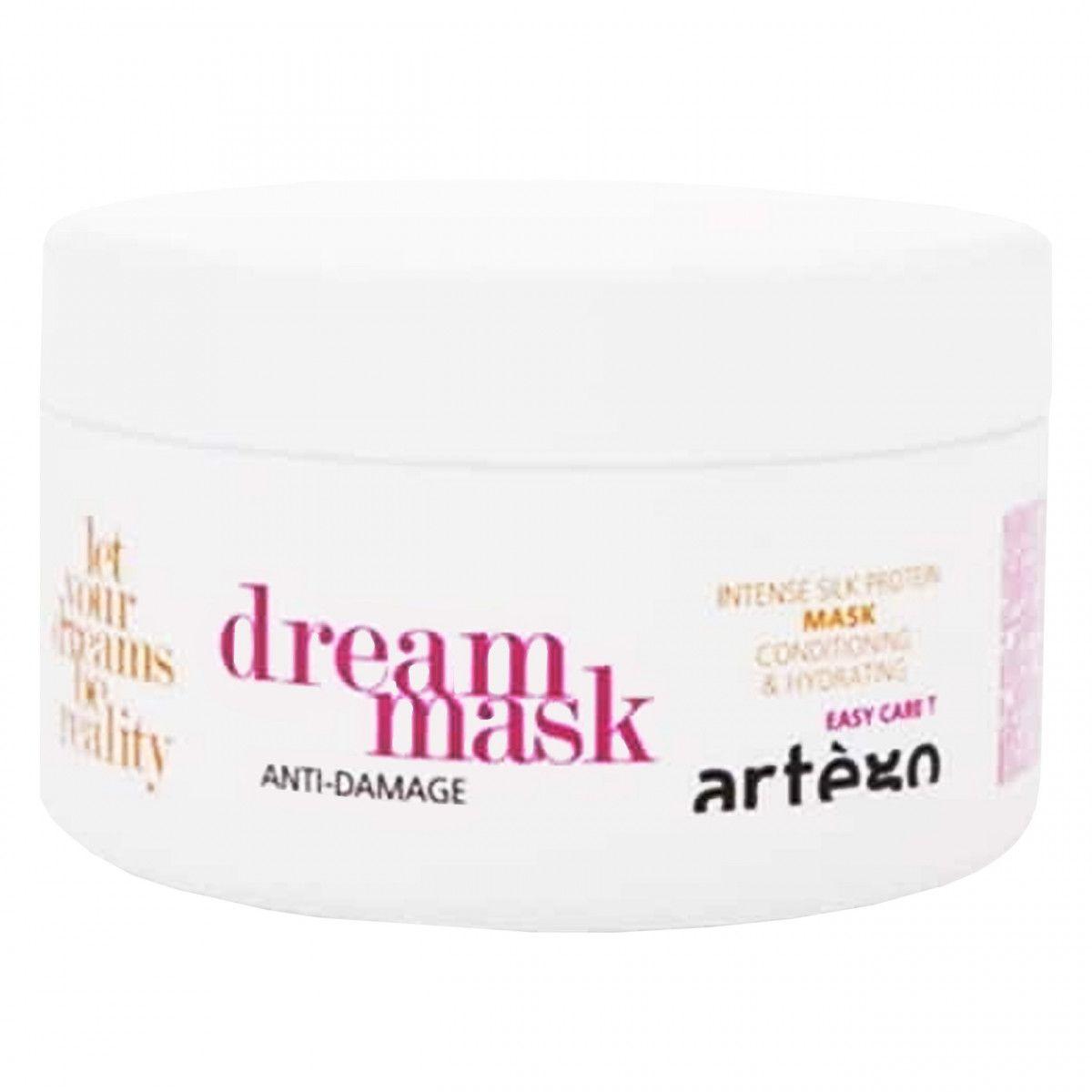 Artego Dream, maska odbudowująca, nawilża i chroni kolor 500ml