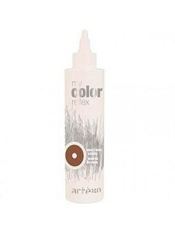 Artego MY COLOR REFLEX ciepły brąz - odżywka koloryzująca 200ml