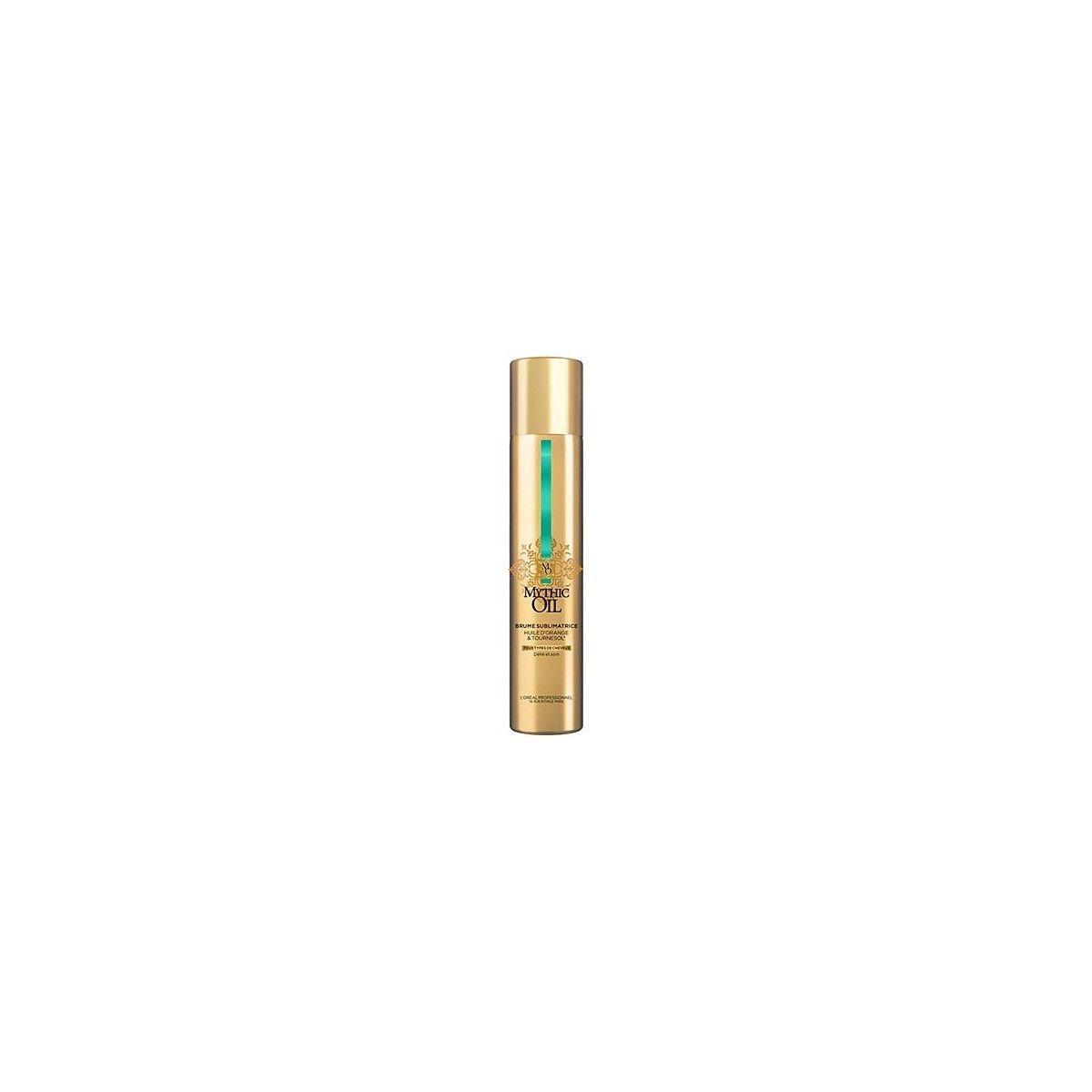 Loreal Mythic Oil Brume Sublimatrice, sucha odżywka w sprayu, nawilża i chroni 90ml