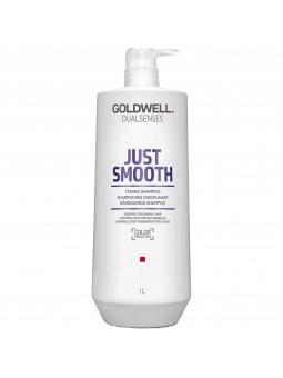 Goldwell Just Smooth, szampon wygładzający włosy, dodaje lekkości i połysku 1000ml