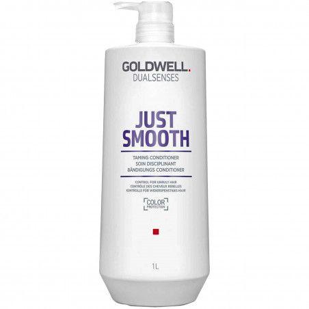 Goldwell Just Smooth, odżywka wygładzająca włosy, zapobiega puszeniu 1000ml