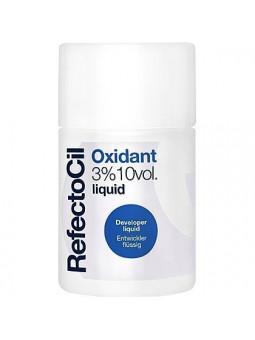 RefectoCil Oxidant Liquid 3% 10vol, developer ciecz 3% do henny 100ml