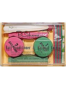 Zestaw regenerujący P Shine - Japoński Manicure