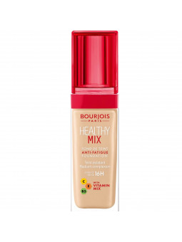 Bourjois Healthy Mix, podkład przykrywający oznaki zmęczenia z witaminami 30ml