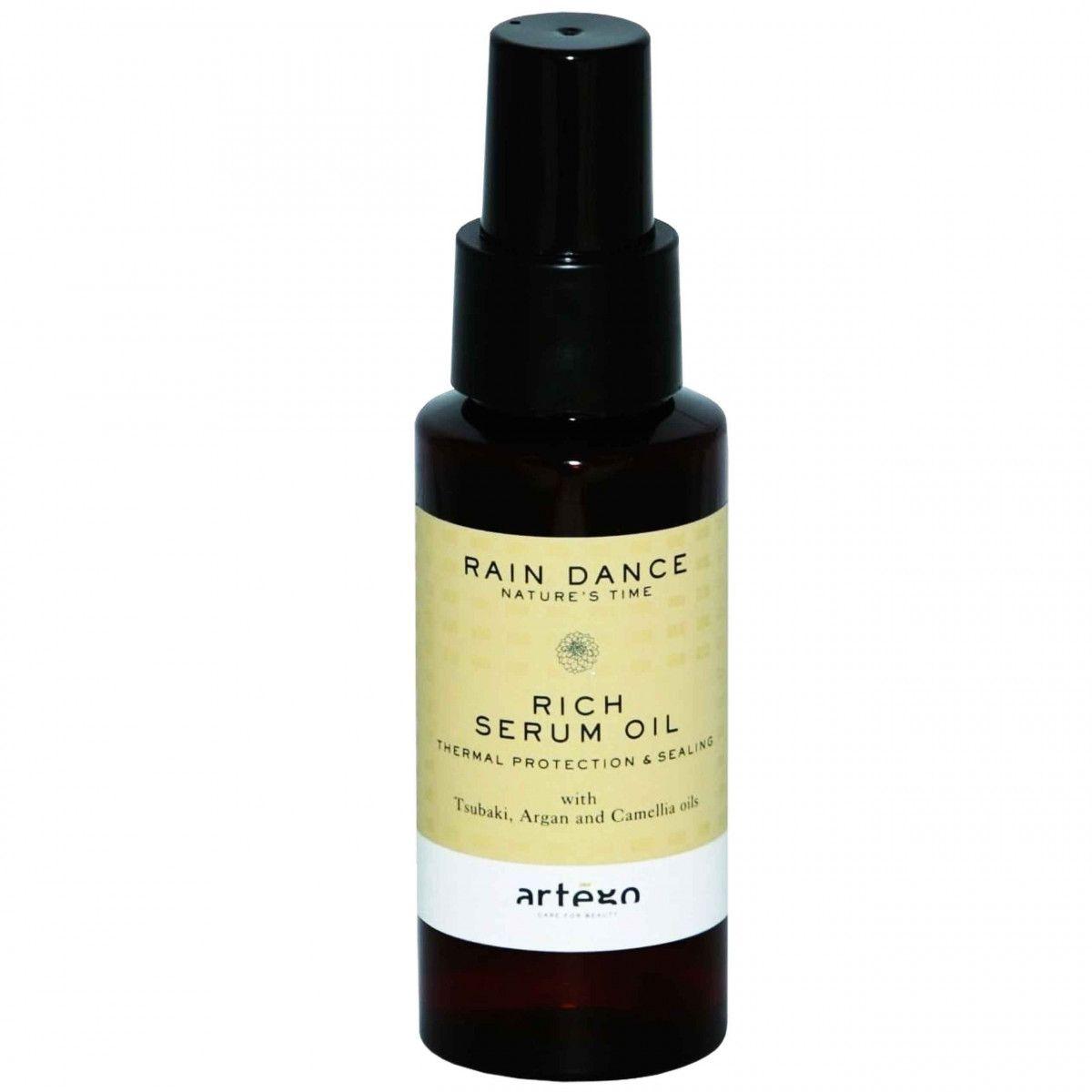 Artego Rain Dance Rich Serum Oil bez spłukiwania intensywnie nawilżające 75 ml