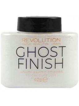 Makeup Revolution Luxury Baking Powder Ghost Finish, transparentny puder 42g