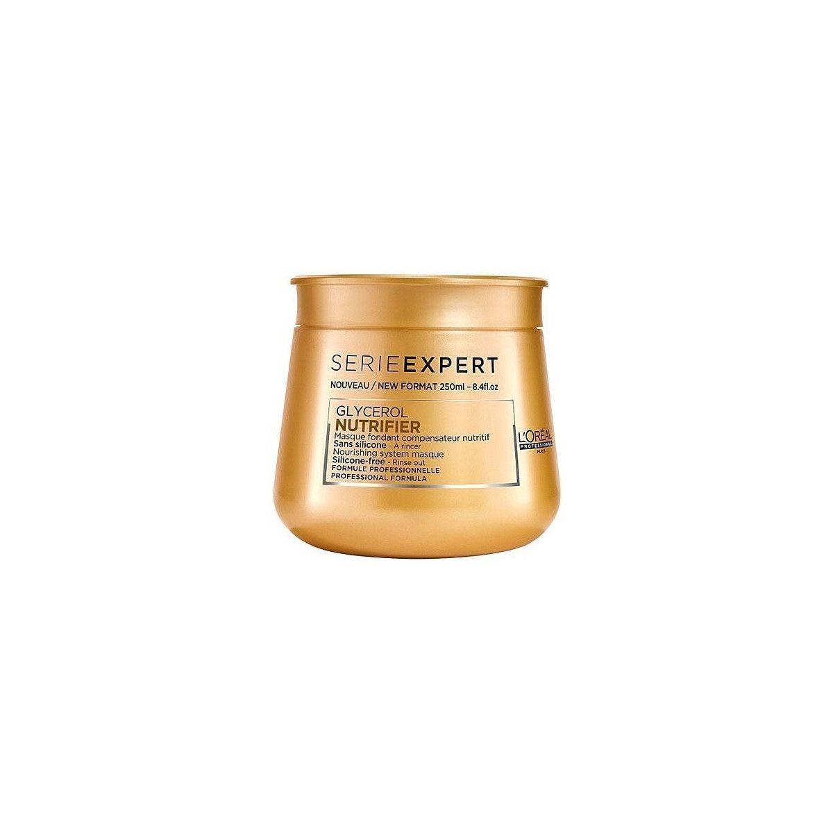 Loreal Nutrifier, maska nawilżająca z olejem kokosowym, odżywia i wygładza 250ml