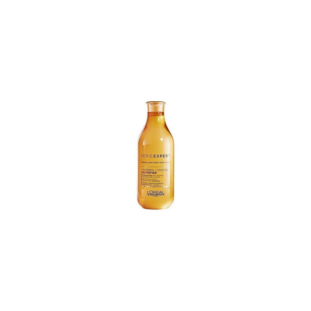 Loreal Nutrifier, szampon wzmacniający i nawilżający włosy suche 300ml