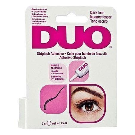Ardell DUO Klej do rzęs 7g DARK, ciemny klej dodający efekt eyelinera