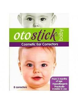 Otostick Baby, korektor estetyczny do uszu dla dzieci powyżej 3 miesiąca życia 8 sztuk