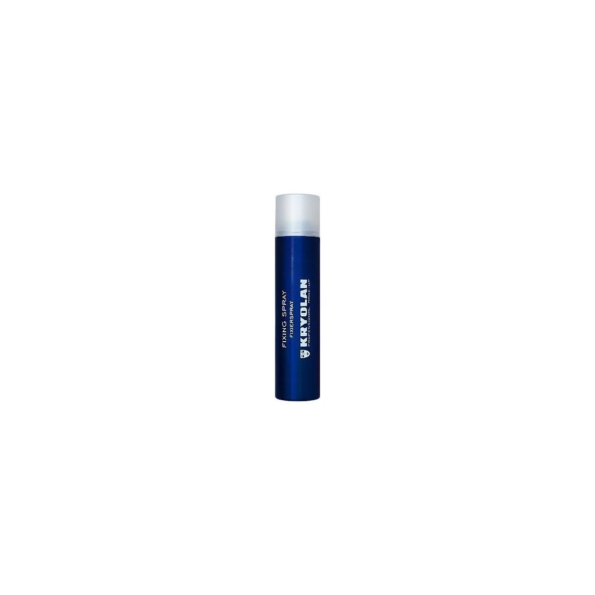 Kryolan Fixer Fixing Spray, utrwalacz do makijażu, chroni przed niekorzystną pogodą 300ml