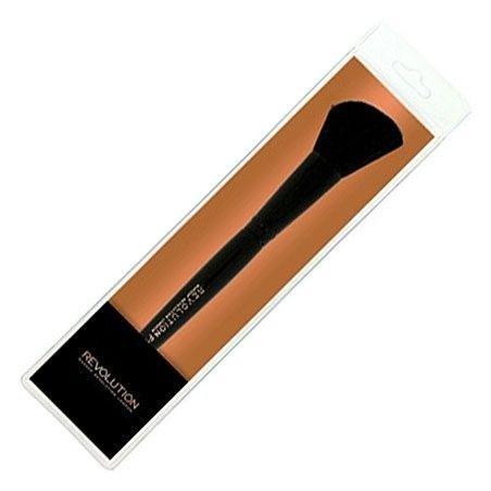Makeup Revolution Contour Brush PRO F105 pędzel do konturowania twarzy, syntetyczne włosie