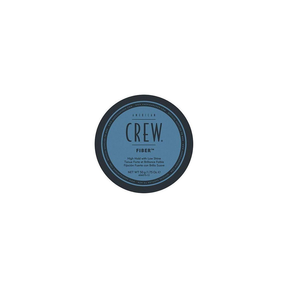 American Crew Fiber, mocna o niskim połysku pasta do modelowania włosów 50g