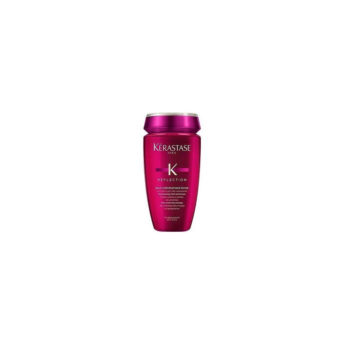 KERASTASE Reflection Chromatique Bain Riche, kąpiel szampon do włosów farbowanych 250ml