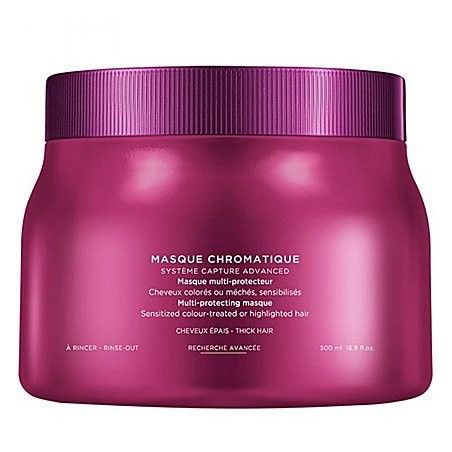 KERASTASE Reflection Chromatique Thick maska do grubych włosów chroni kolor 500ml