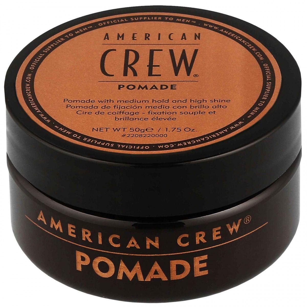 American Crew Pomade, pomada do włosów z wysokim połyskiem 50g