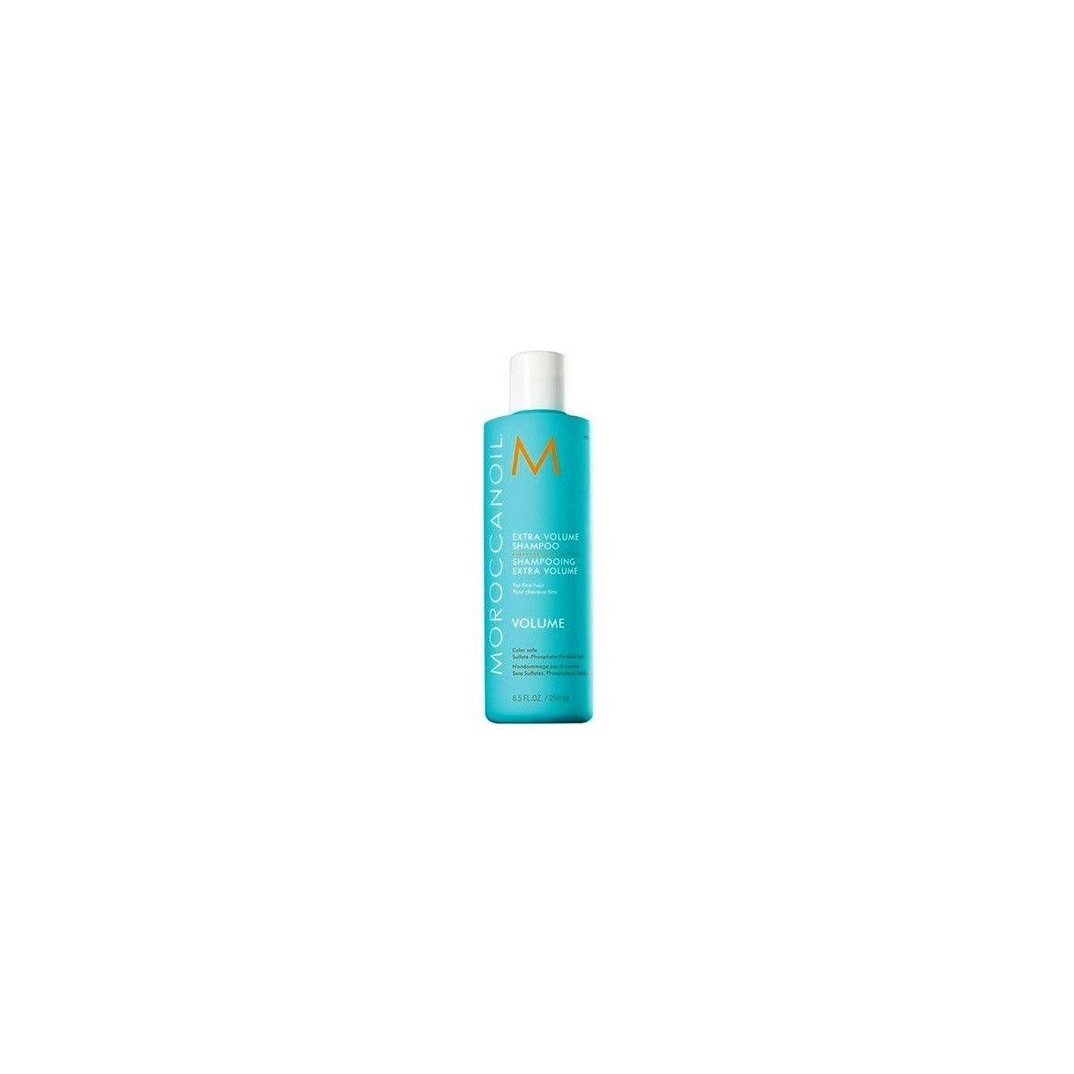MoroccanOil Volume Extra, szampon do włosów cienkich i bez życia 250ml