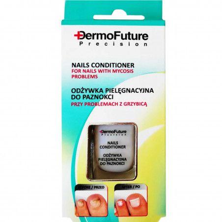 DermoFuture terapia przeciw grzybicy paznokci wspomagająca jej leczenie 9ml