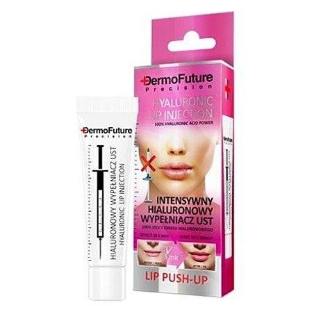 DermoFuture hialuronowy wypełniacz ust Lip Push-Up 12ml