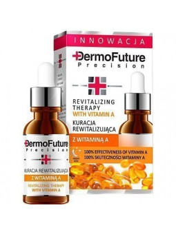 DermoFuture kuracja rewitalizująca z witaminą A przeciw starzeniu się skóry 20ml