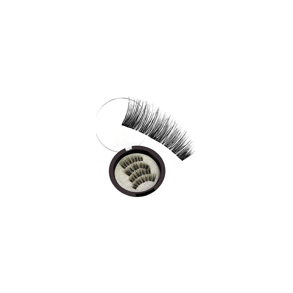 Magnetic Lashes KS02-3 sztuczne rzęsy magnetyczne bez obciążania i sklejania własnych