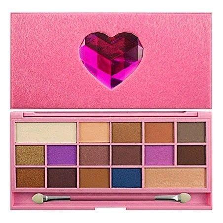 Makeup Revolution I Heart Unicorn Love Eyeshadow Shades, paletka cieni 22g