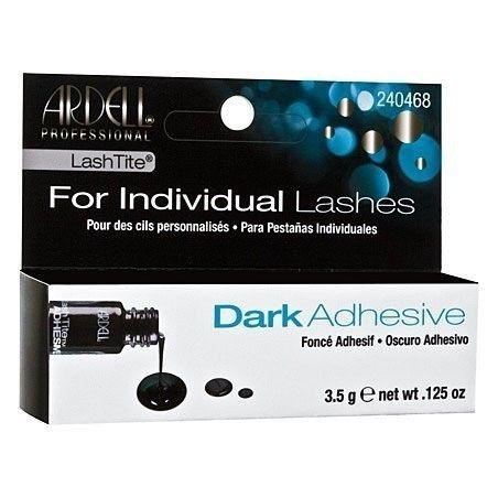 Ardell LashTite Dark Adhesive, ciemny klej do sztucznych rzęs 3,5g