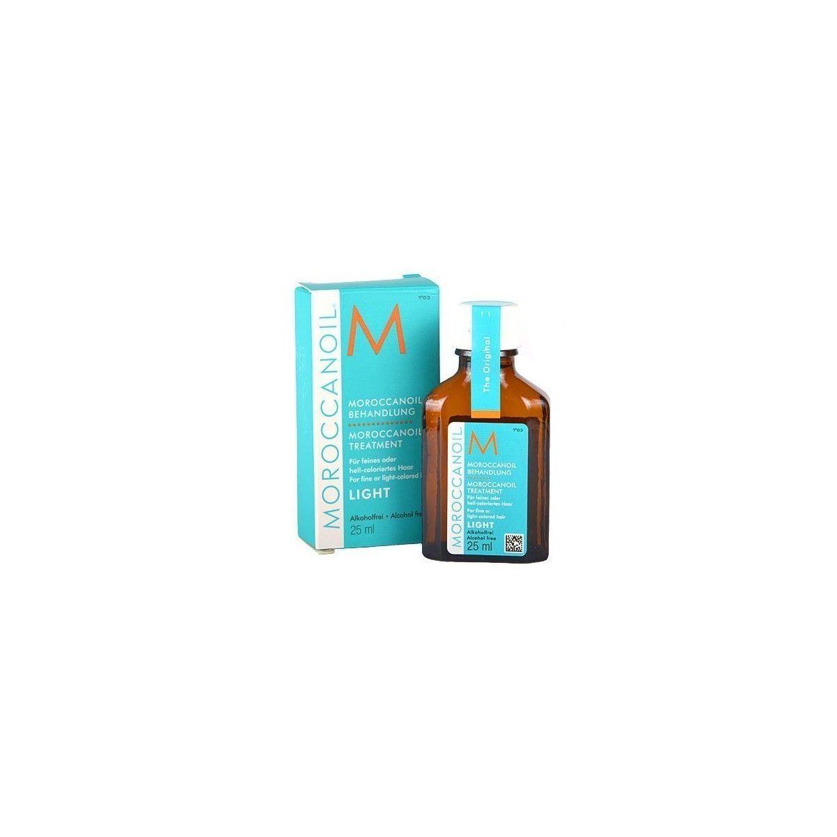 MoroccanOil Treatment LIGHT, lekki olejek arganowy do włosów 25ml