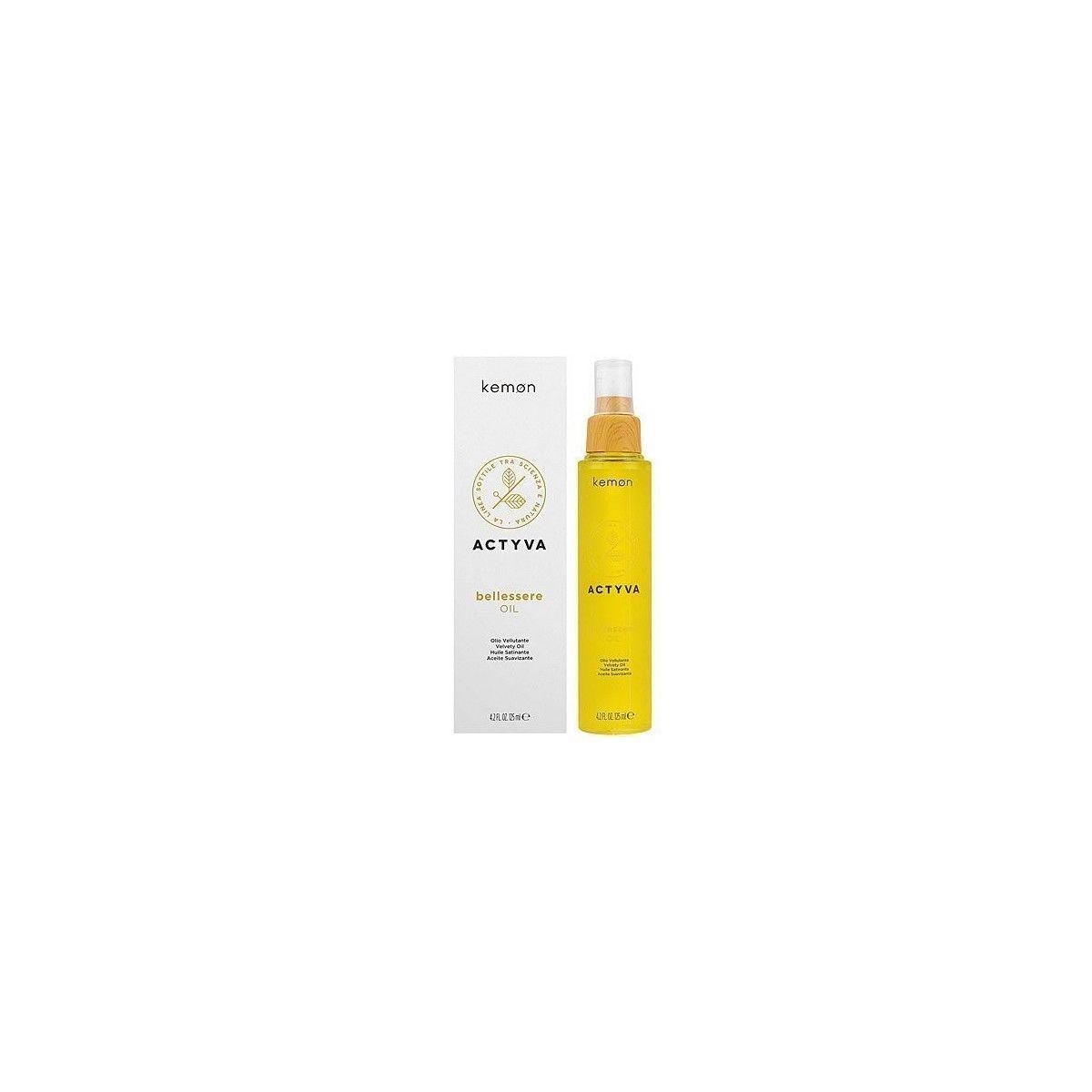 Kemon ACTYVA Bellessere, nektar-olejek do wszystkich rodzajów włosów 125ml