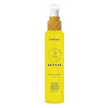 Kemon ACTYVA Bellessere, aksamitny olejek arganowy nektar do włosów 50ml