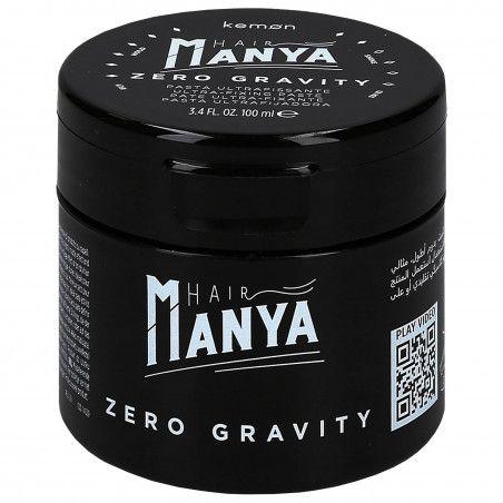 Kemon HAIR MANYA Zero Gravity, pasta ultramocno utrwalająca 100ml