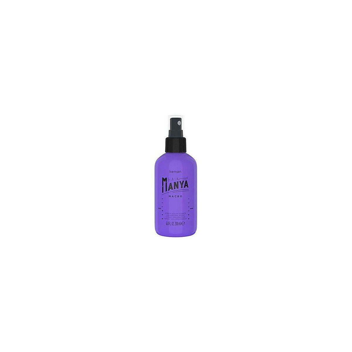 Kemon HAIR MANYA Macro, spray nadający objętość włosom 200ml
