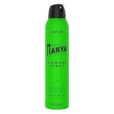 Kemon HAIR MANYA Diamond Spray, nabłyszczacz do włosów 250ml