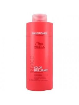 Wella INVIGO Brilliance,Odżywka do włosów farbowanych 1000ml