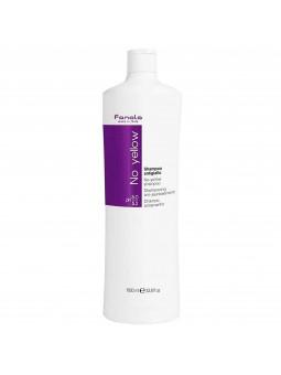 Fanola No Yellow szampon neutralizujący żółty odcień włosów 1000ml