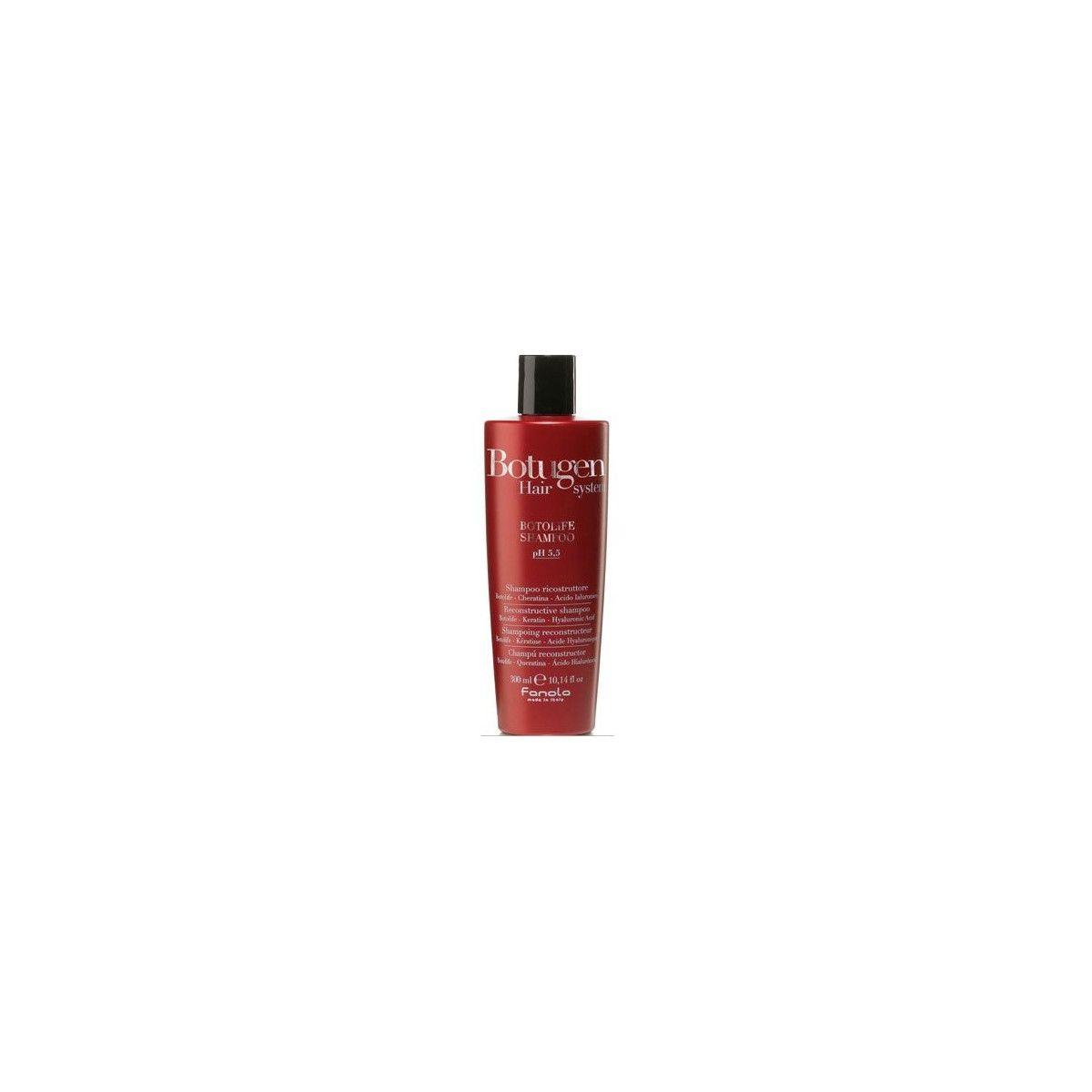 Fanola Botolife szampon do włosów suchych i łamliwych 300ml