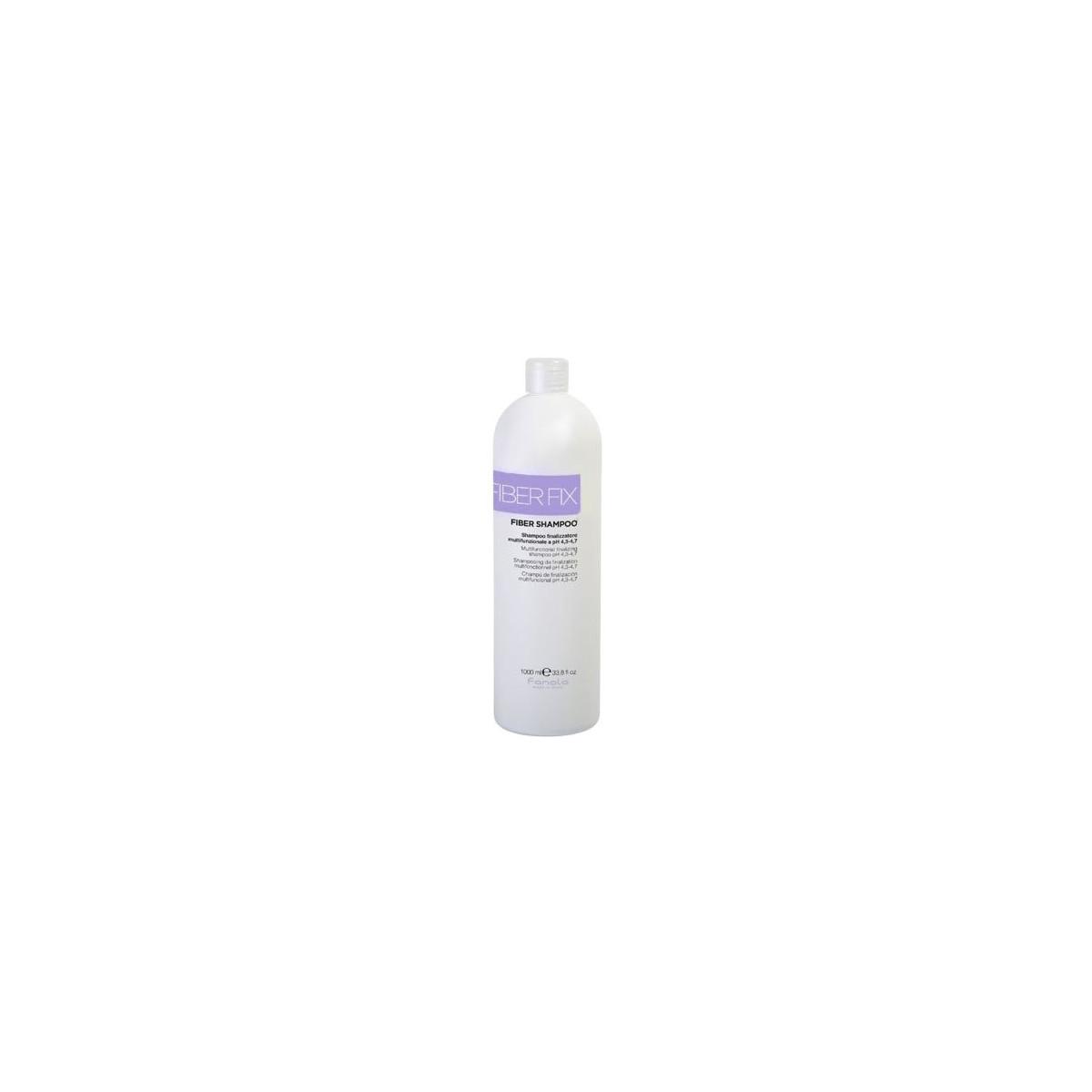 Fanola Fiber Fix szampon do włosów rozjaśnianych 1000ml