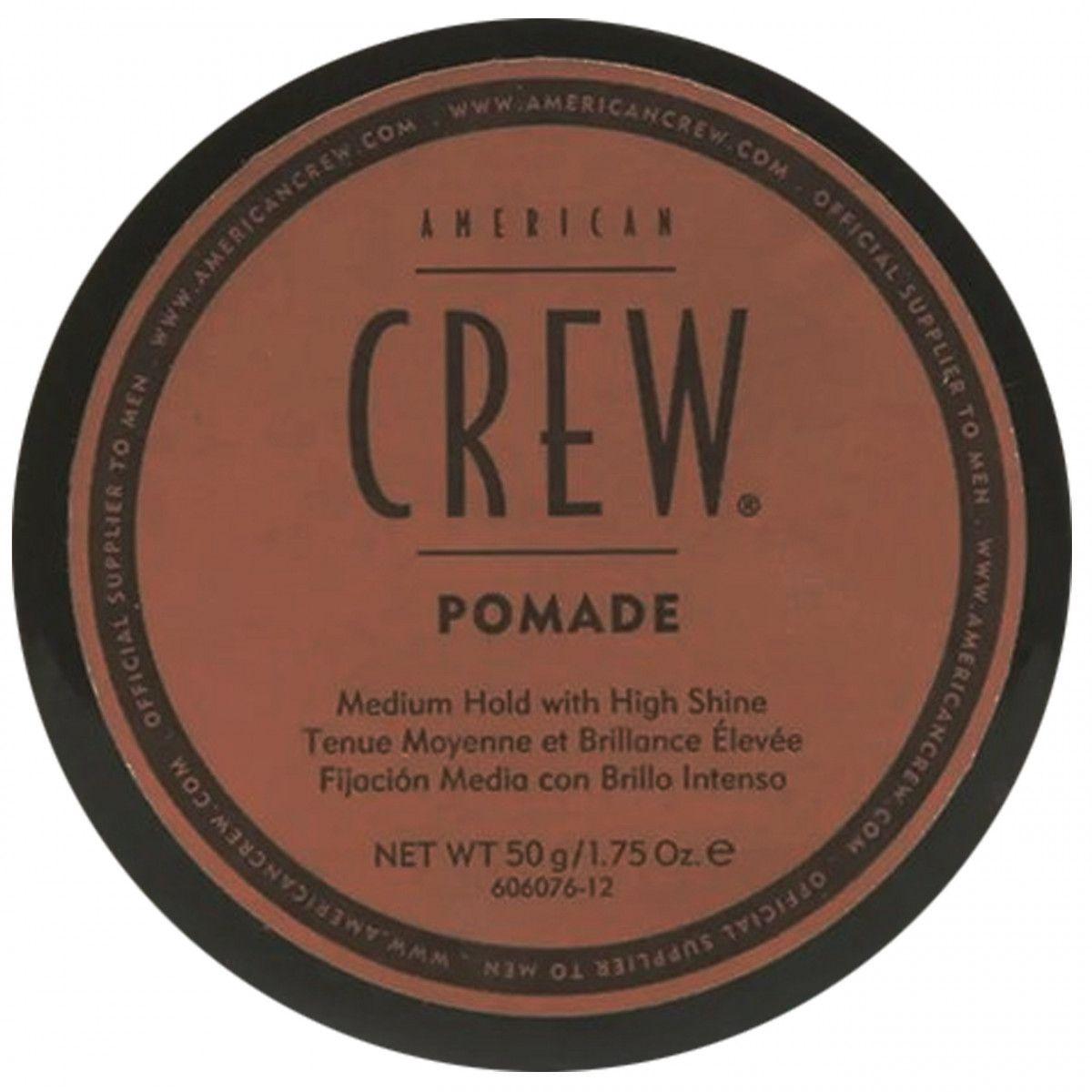 American Crew Pomada do włosów utrwalająca średni połysk 85g