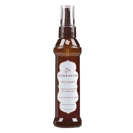 Marrakesh OIL LIGHT lekki olejek odbudowujący do włosów 60ml