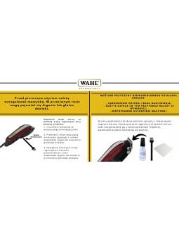 Instrukcja użytkowania maszynki Whal Legend