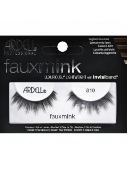 Ardell paski FAUXMINK 810 sztuczne rzęsy, czarne