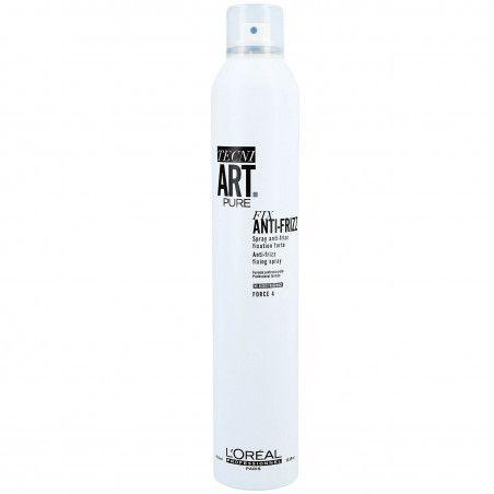 Loreal Fix Anti Frizz Pure Spray przeciw puszeniu i elektryzowaniu 400ml