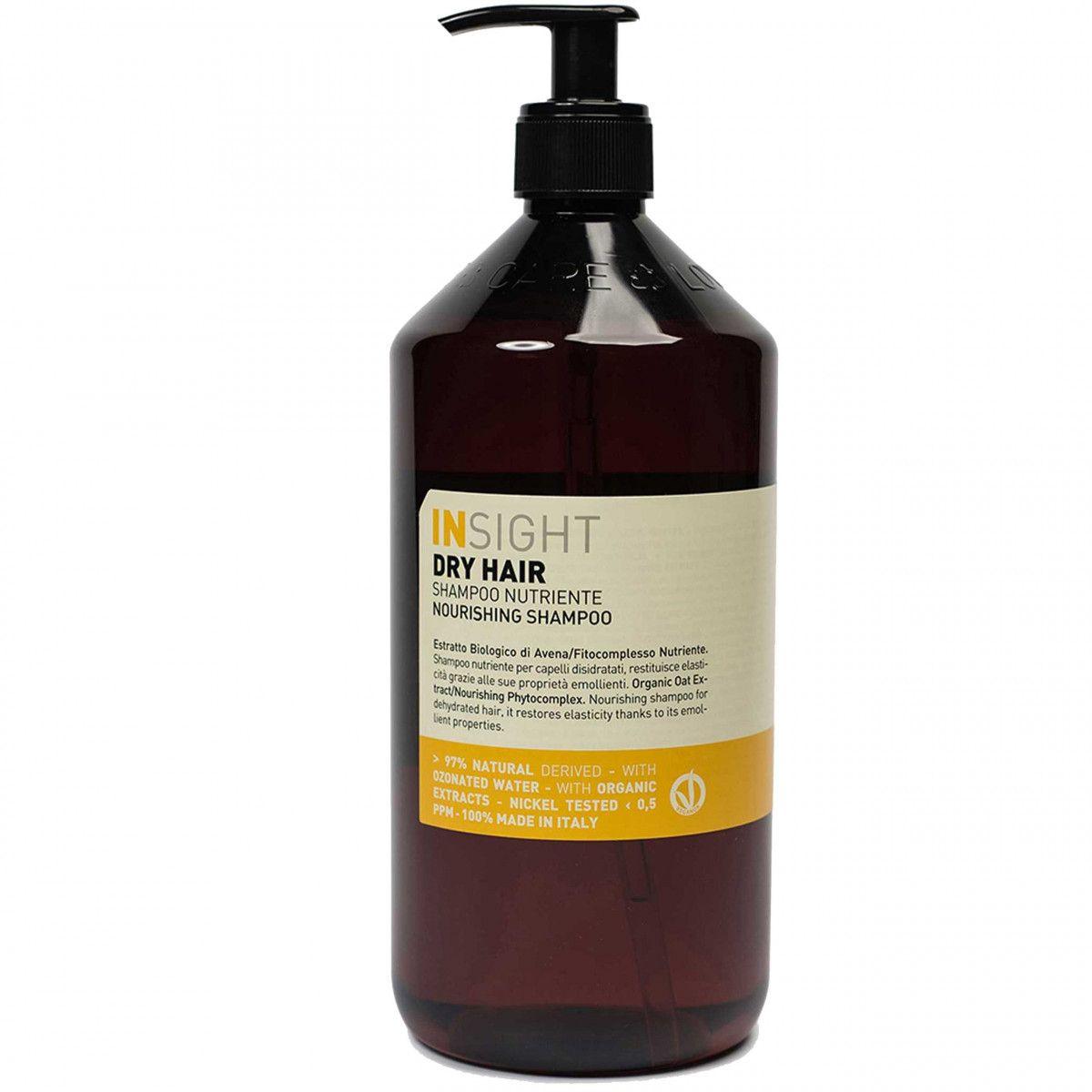 Insight Dry Hair Shampoo Odżywczy Szampon do włosów 900ml