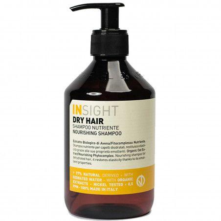 Insight Dry Hair Shampoo Odżywczy szampon do włosów suchych 400ml